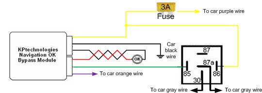 2009 Infiniti G37 Nav Hack Relay Diagram
