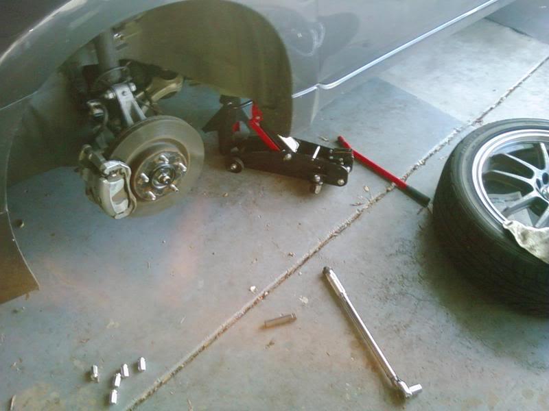2004 nissan maxima brake rotors