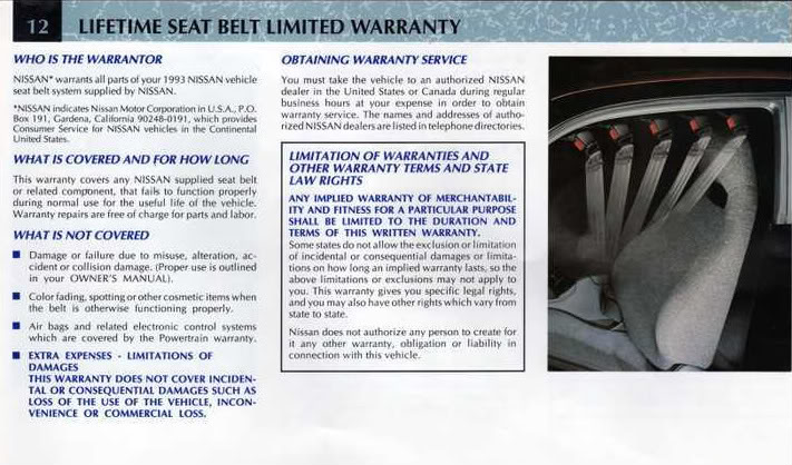 are your seat belts broken get them fixed for free. Black Bedroom Furniture Sets. Home Design Ideas