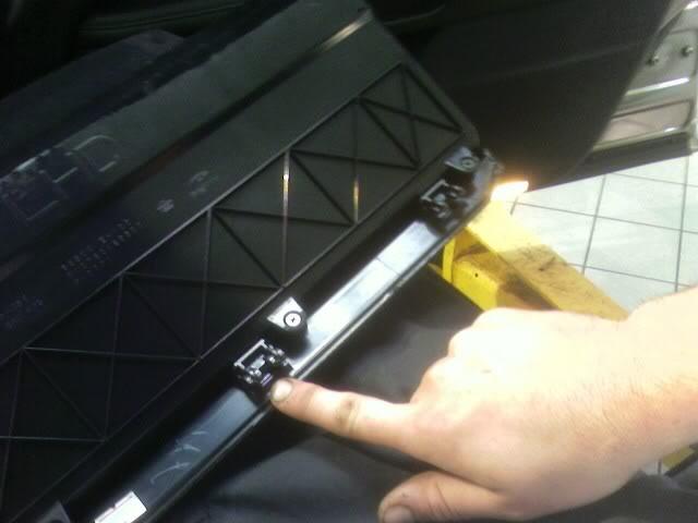 Infiniti M35 cabin filter