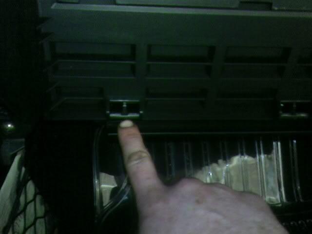 Infiniti M37 cabin filter