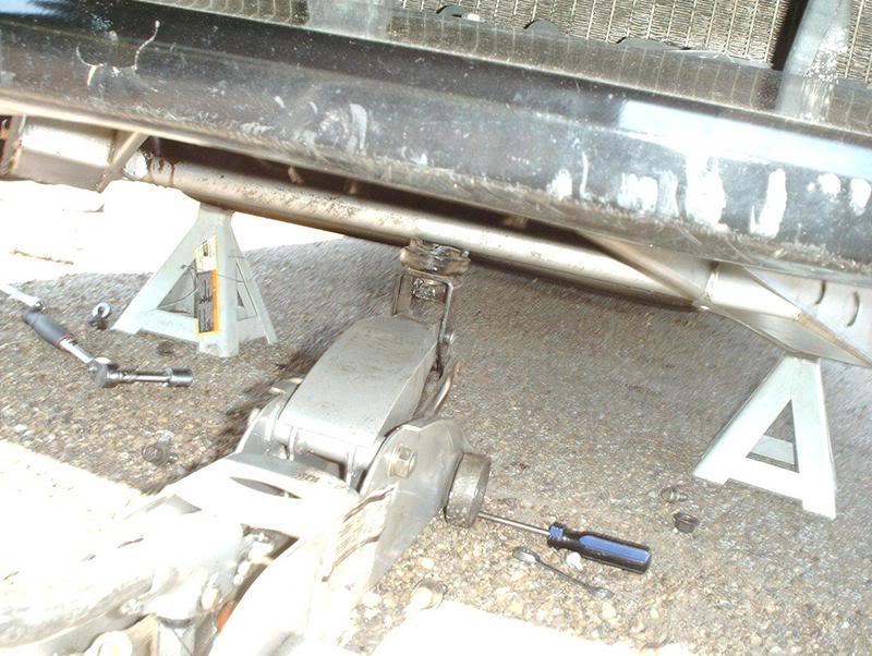 S13: Installing Nismo Power Brace