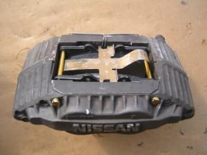 Z32: How to Rebuild Brake Calipers