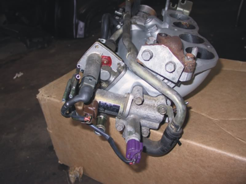 Intake manifold mysteries revealed: DIY KA24DE emissions