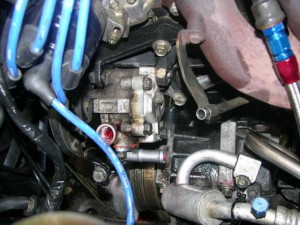 Power steering pump removal/replacement 3