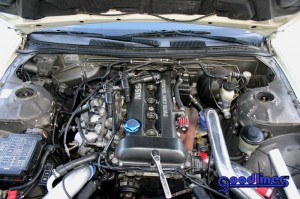 SR20DET Engine Bay View 2