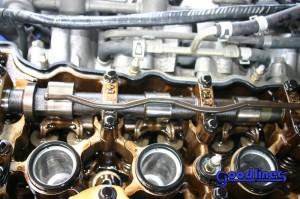 SR20DET Engine View
