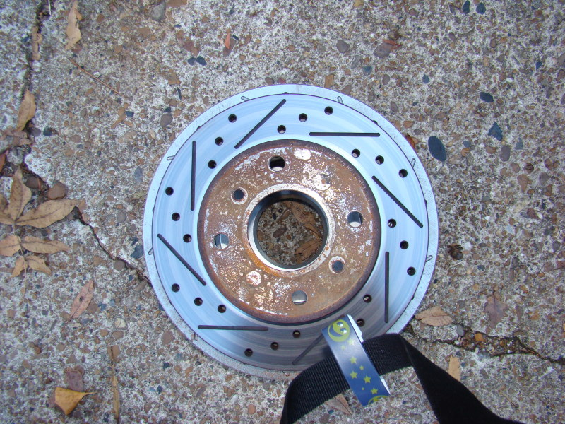 Nissan 180sx 280mm Budget Brake Upgrade With No Overhang