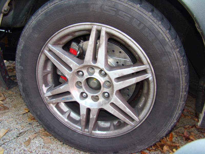 Nissan 180sx brake upgrade