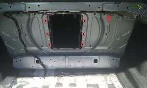 Infiniti M35 / M45 PA15-INFI (iPod Module) Installation