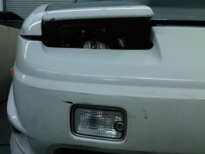 Review: DMAX 180sx  Position Lamps