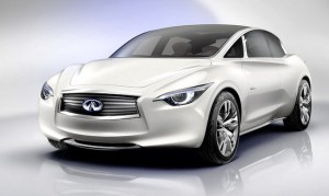 Infiniti Etherea Concept Offers a New Kind of Luxury