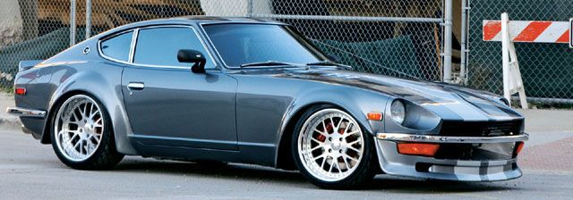 Mark Ralston's 240Z
