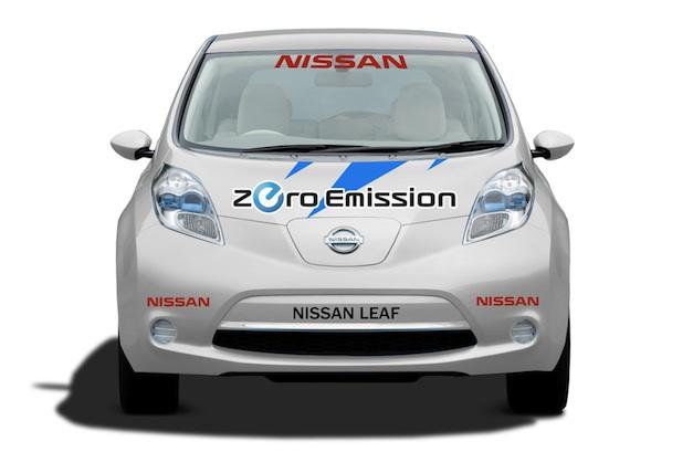 Nissan Leaf Forum >> 100 Percent Electric Nissan Leaf To Challenge Pikes Peak Nissan