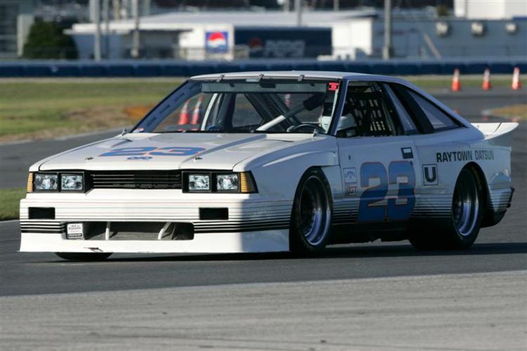 200sx IMSA car at Daytona