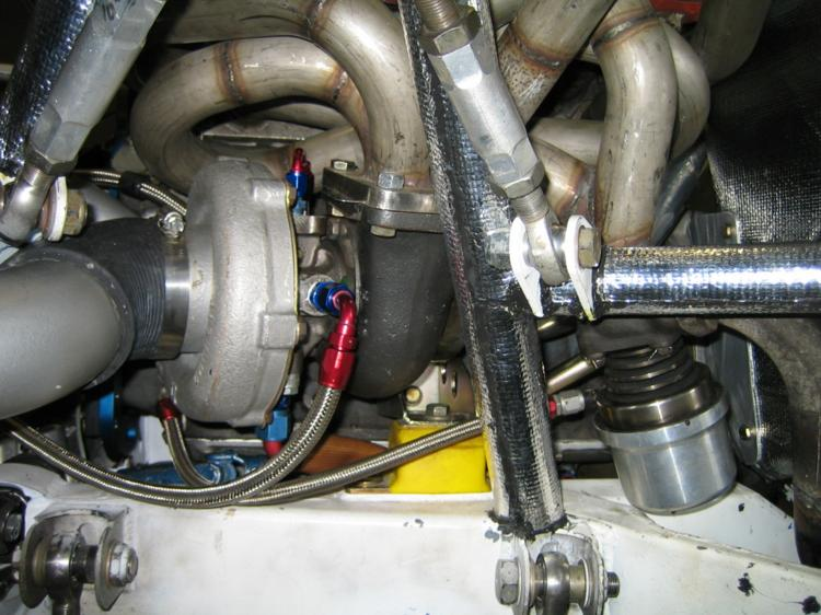 200sx turbocharger L20B