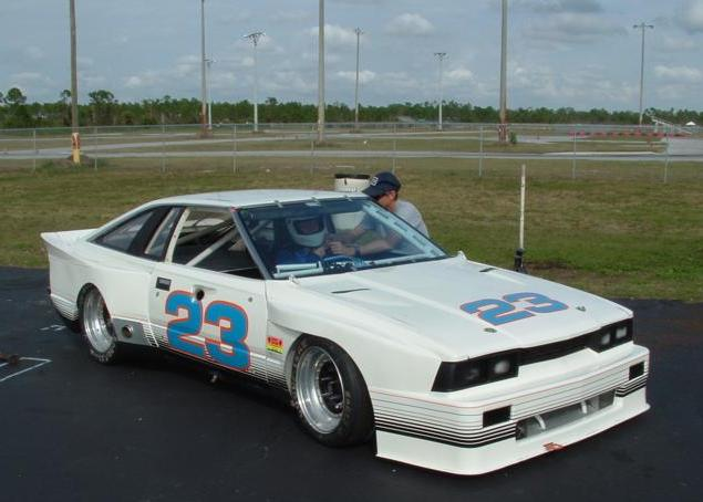 200sx track testing