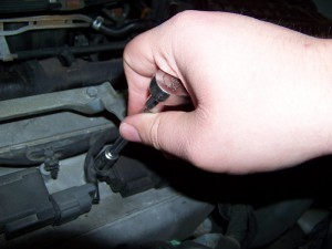 Ignition Coil Removal Nissan Maxima/Infiniti I30