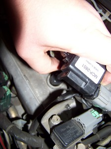 Installing new Ignition Coil Nissan Maxima/Infiniti I30