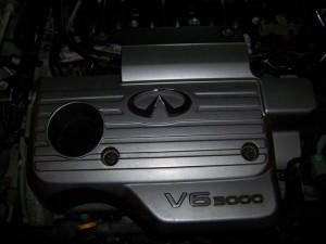 Replacing Engine Cover Nissan Maxima/Infiniti I30