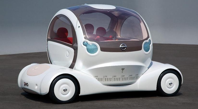 Nissan Pivo 1 concept