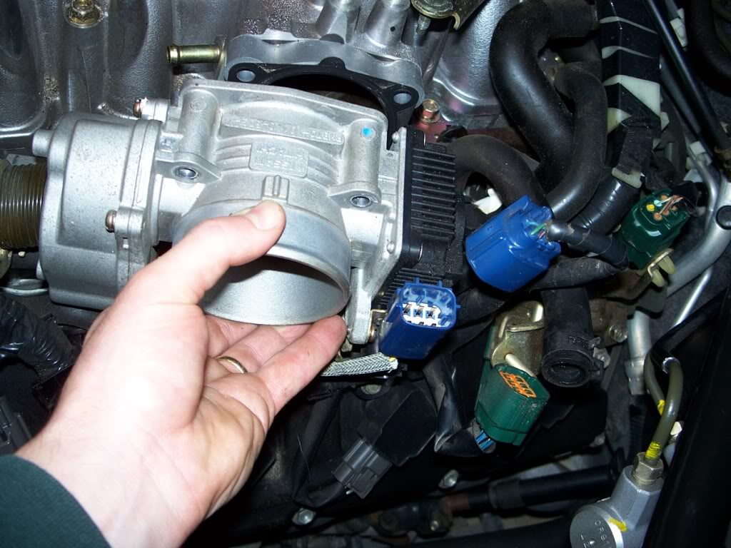 Infiniti M45 catch can