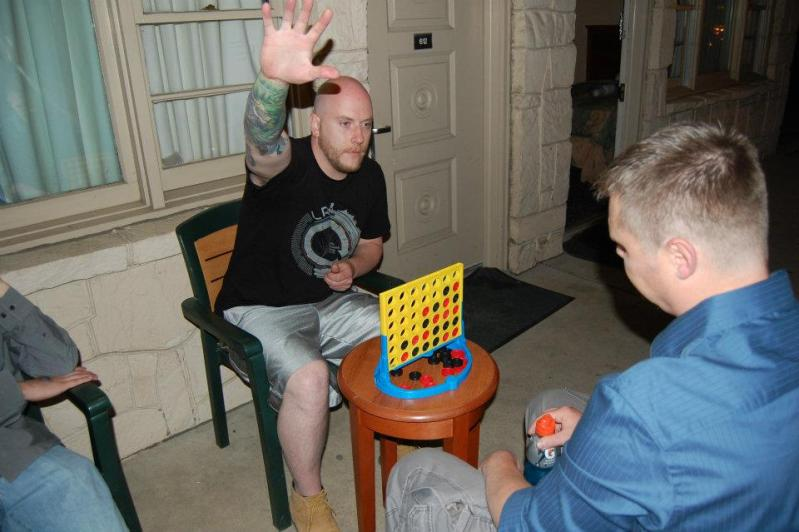 Consequence Connect Four