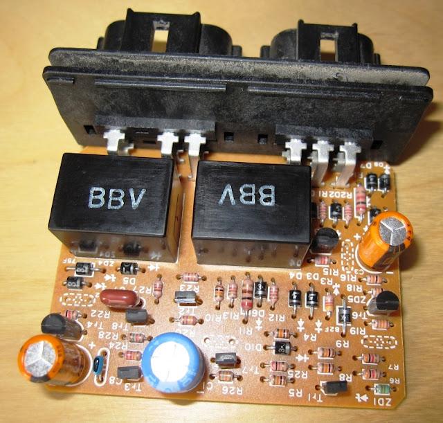 G35 canada running lights repair