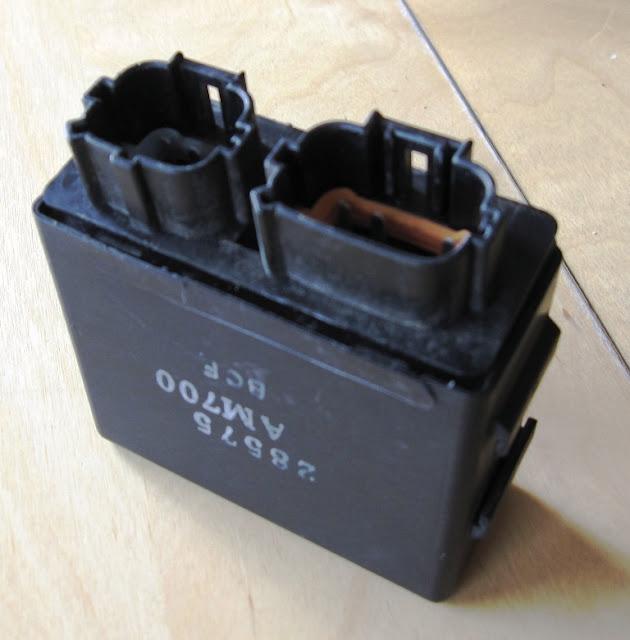 G35 canada DRL module