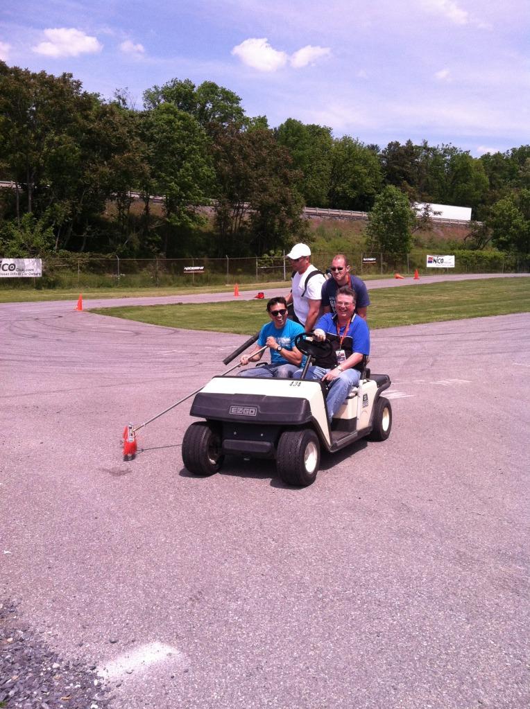 NICOfest autocross