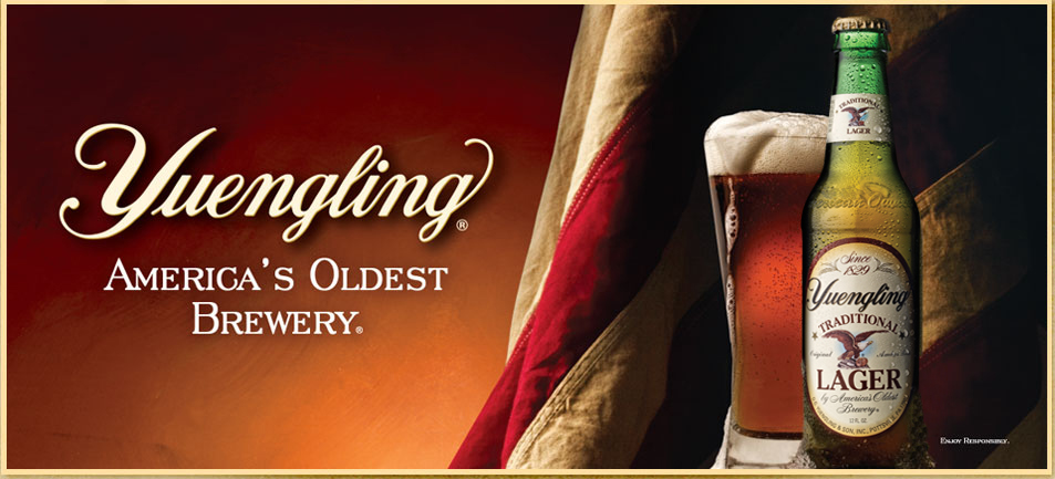 Yuengling Brewery Tour