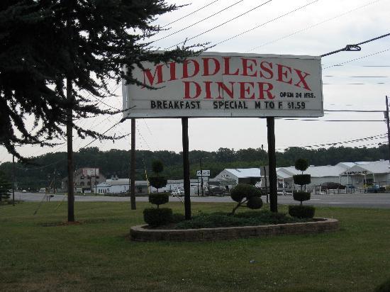 Middlesex Diner