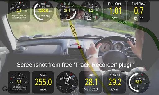 PLX Kiwi Torque Track