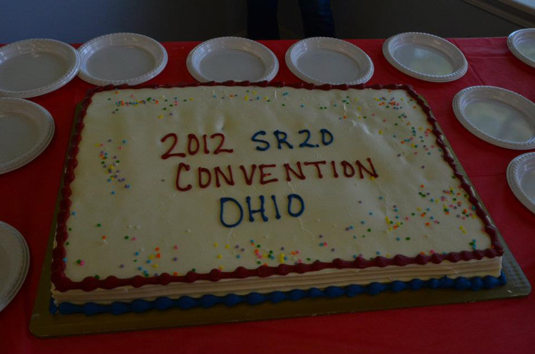 Convention Celebration!