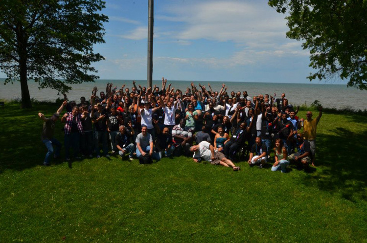 Attendees of the 2012 SR20 Convention