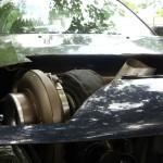 Gigantic turbo on an SR20VET