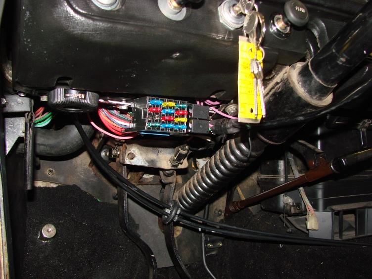 Datsun 510 universal wiring harness