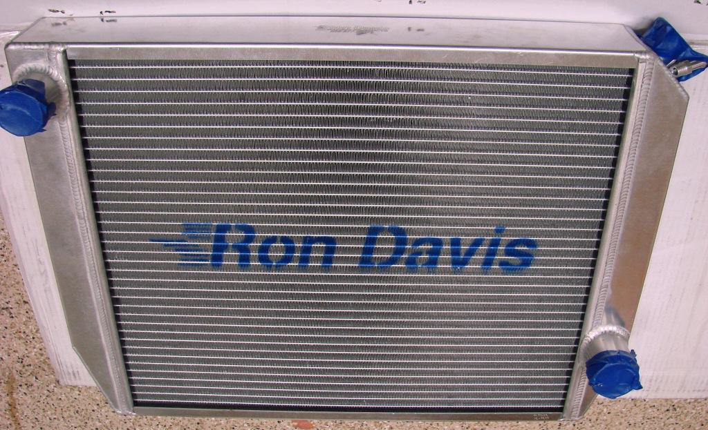 Datsun 510 racing radiator