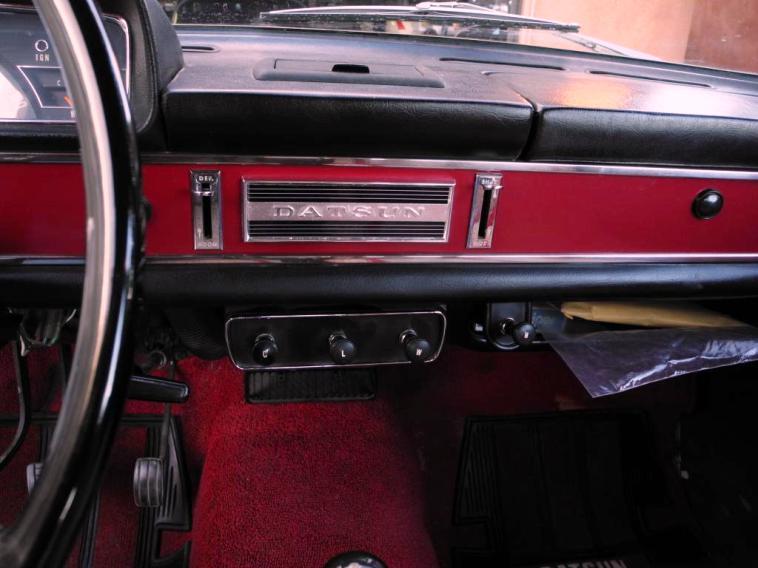 1967 Datsun 411