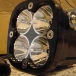 Baja Designs Squadron LED Installation