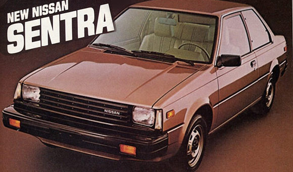 1982 Nissan Sentra