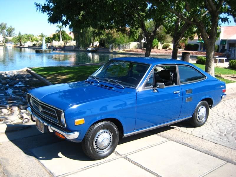 1972 Datsun 1200