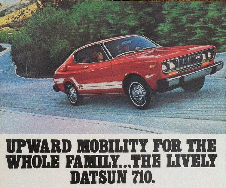 Datsun 710 Wiring Diagrams