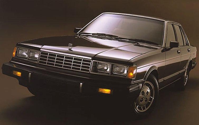 1982 Datsun Maxima