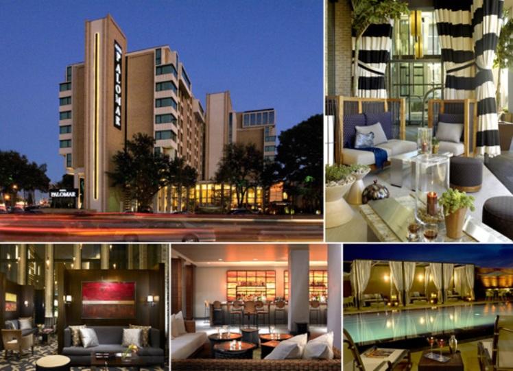 Hotel Palomar Dallas Texas
