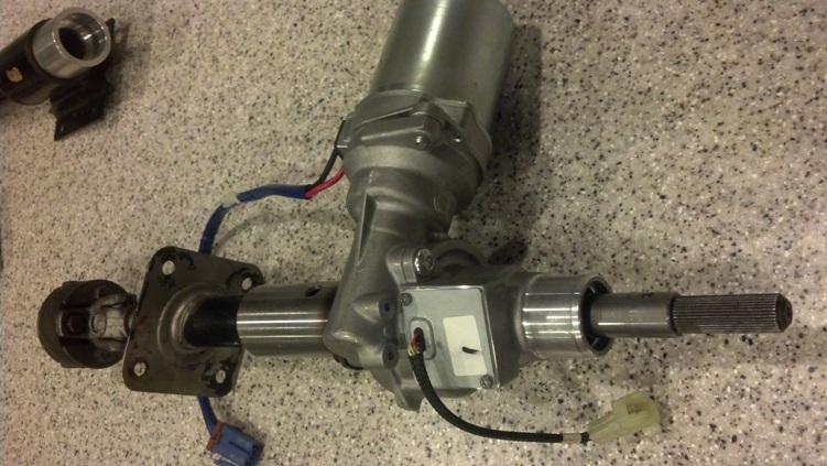 Datsun 240Z / 260Z / 280Z Electric Power Steering Install