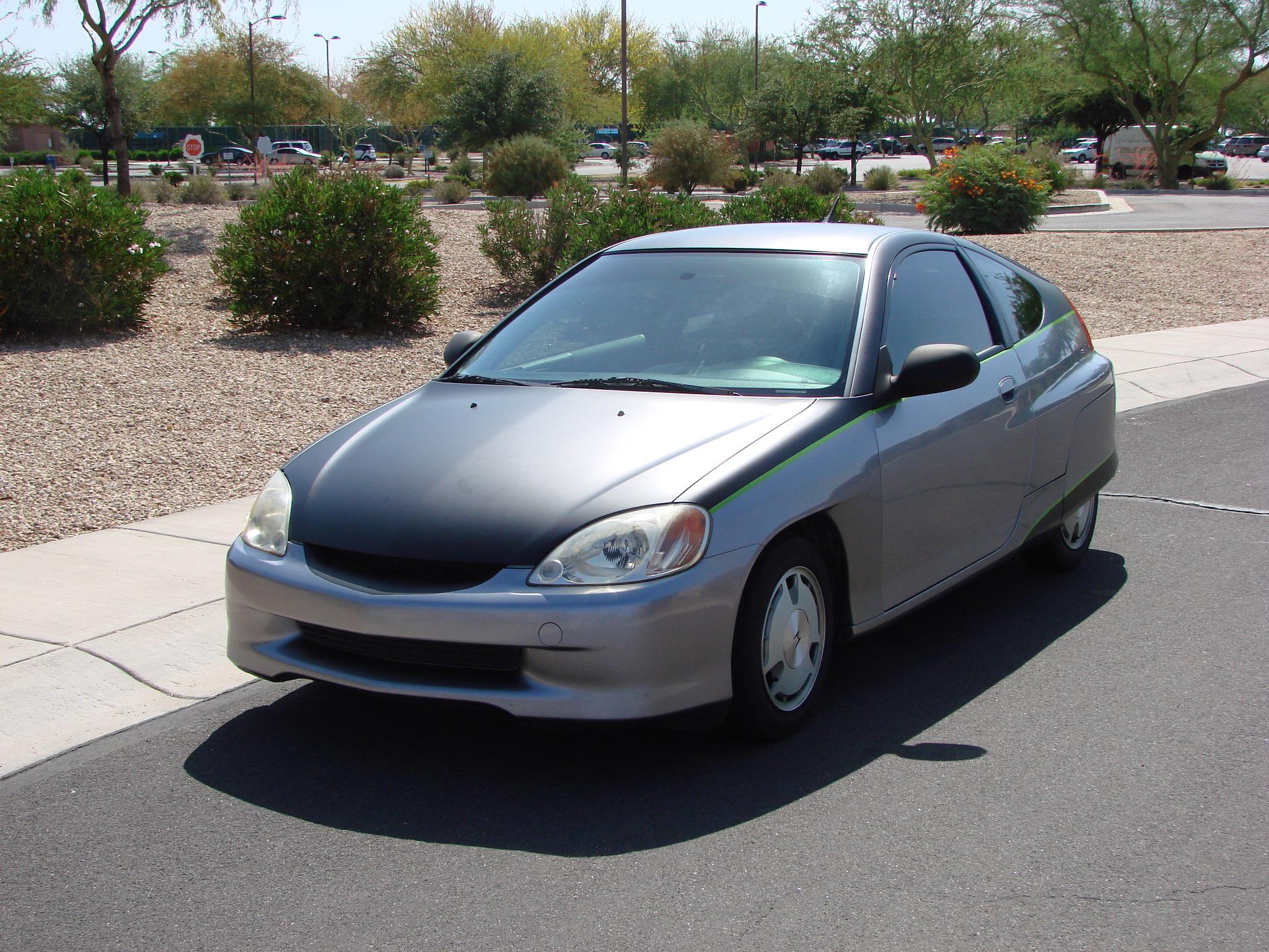 2000 Honda insight hybrid edmunds