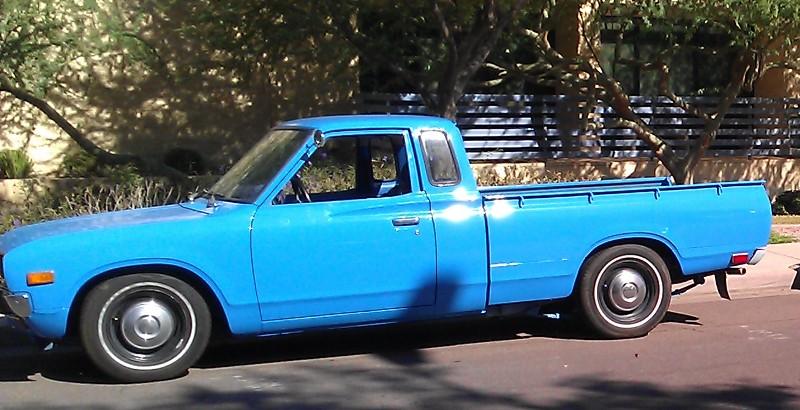 1977 Datsun 620 King Cab