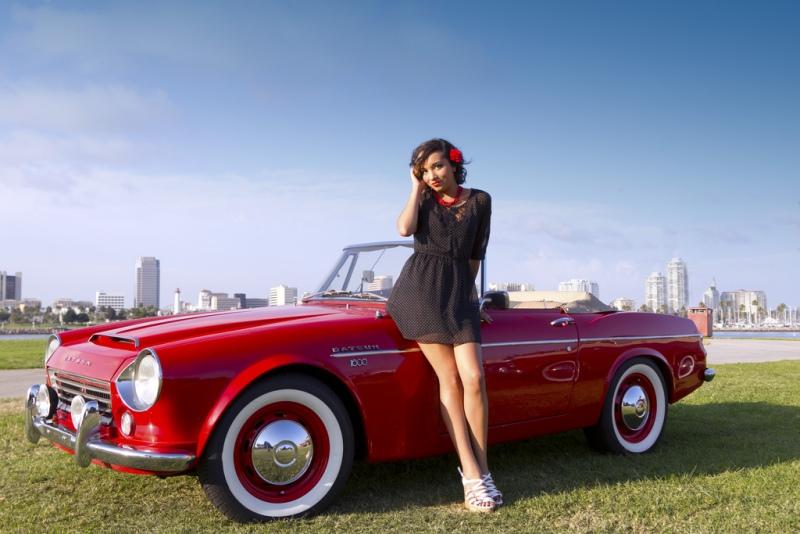 1967.5 Datsun Roadster