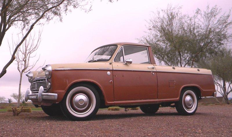 1963 Datsun NL320 Sport